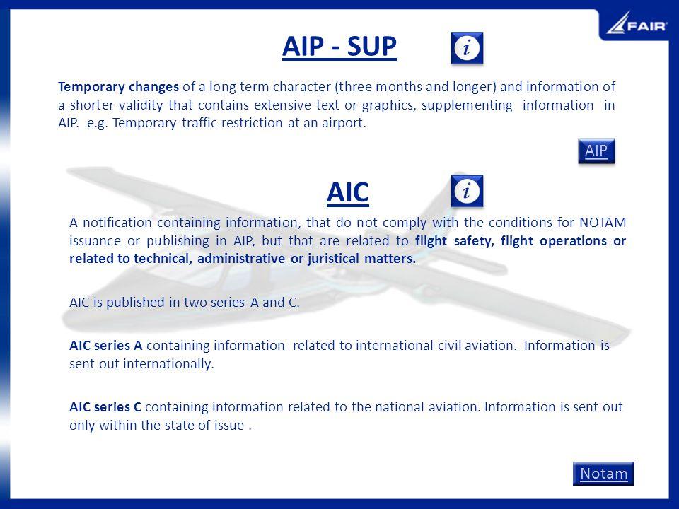 AIP - SUP