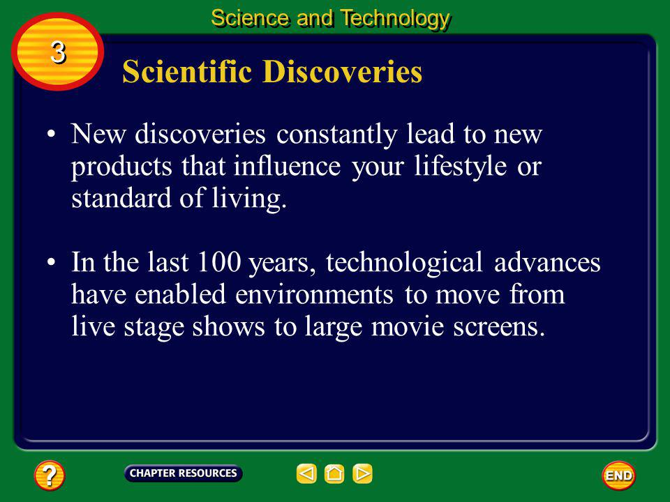 Scientific Discoveries