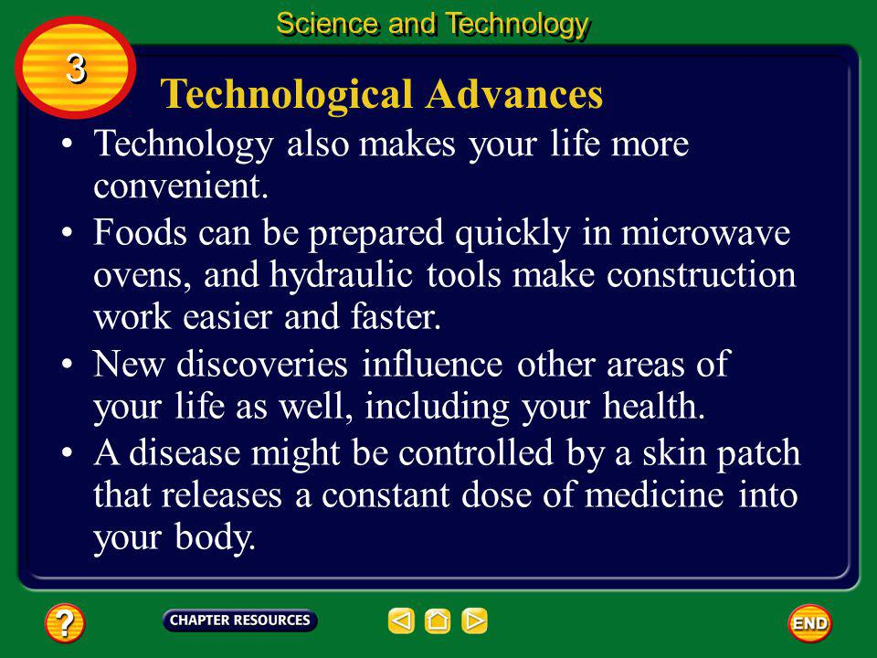Technological Advances