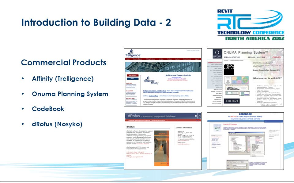 Introduction to Building Data - 2