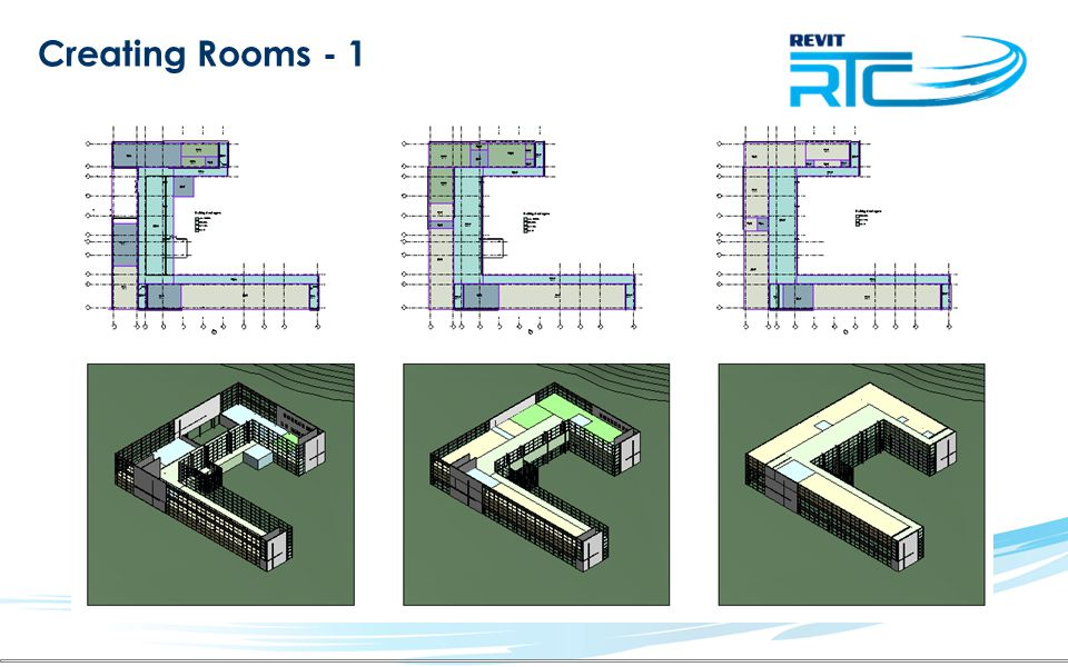 Creating Rooms - 1