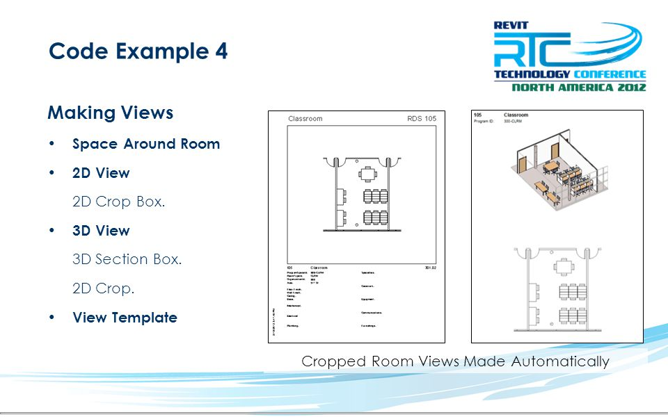 Cropped Room Views Made Automatically
