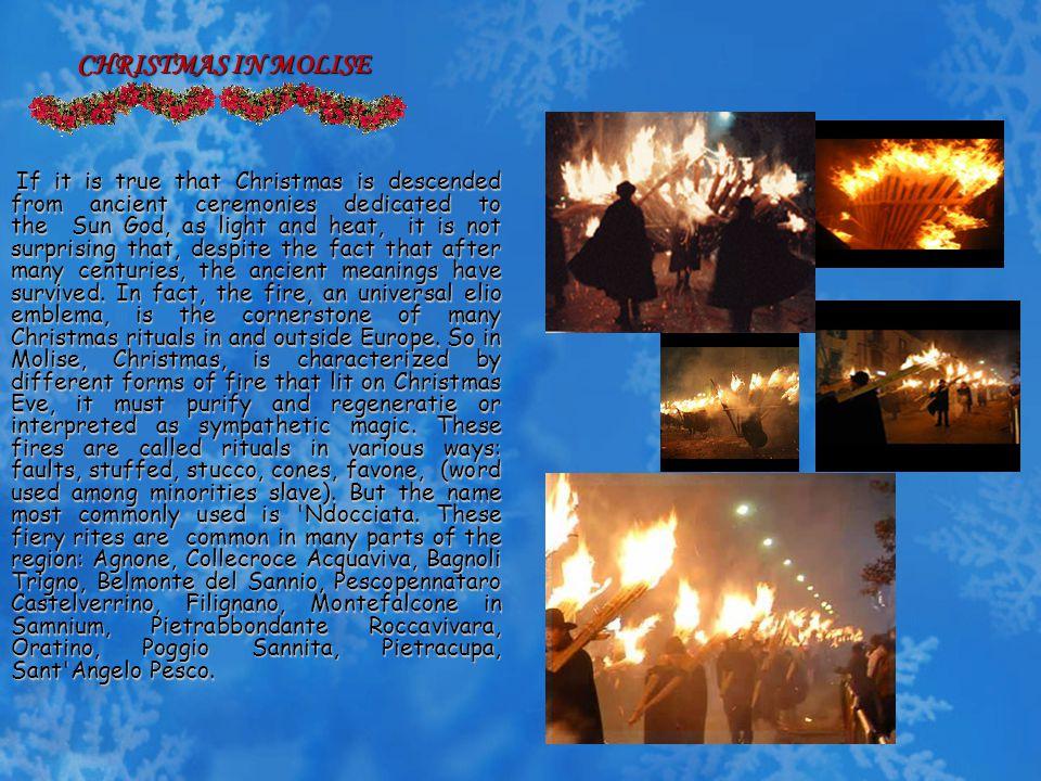 CHRISTMAS IN MOLISE