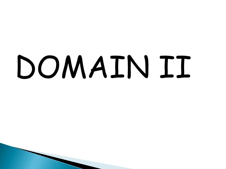 DOMAIN II
