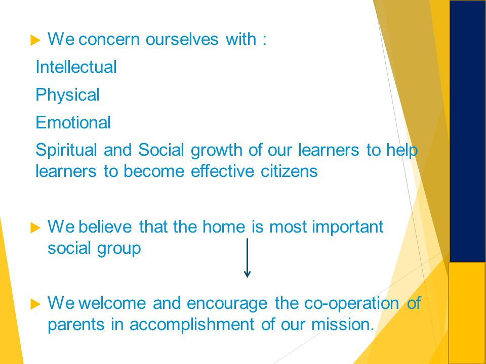 We concern ourselves with :