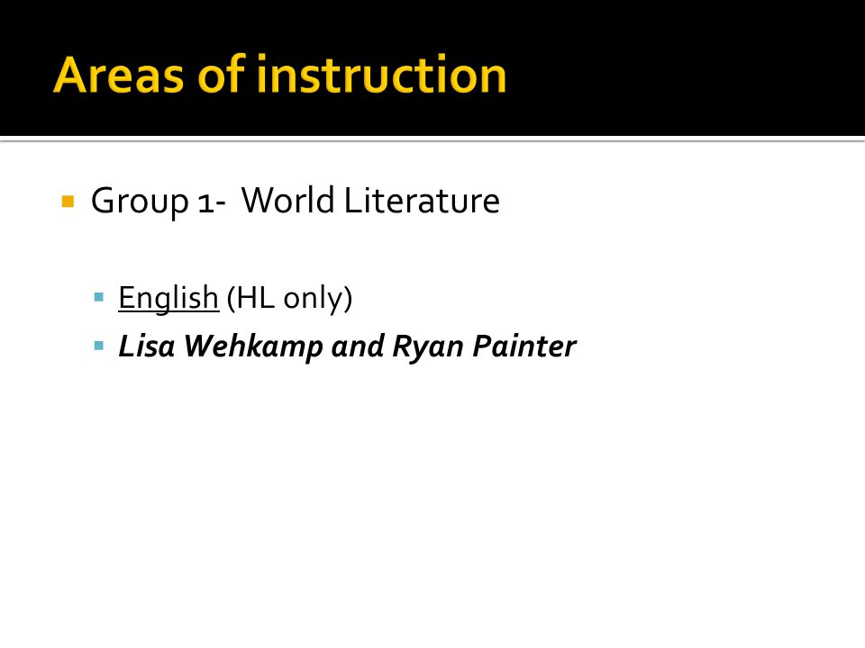 world literature essay 1 ib