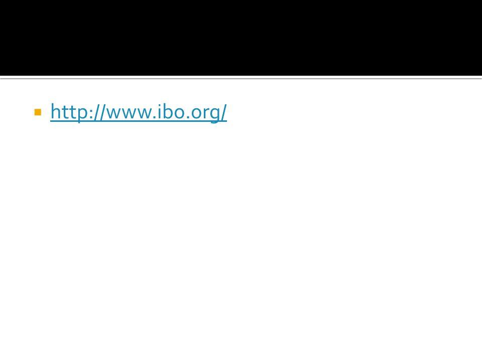 http://www.ibo.org/