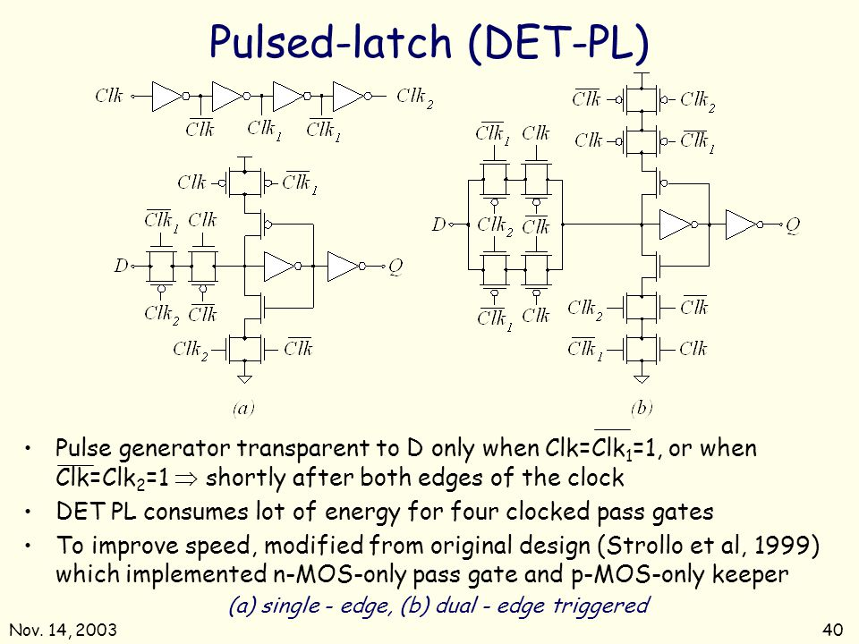 Pulsed-latch (DET-PL)