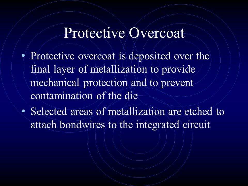 Protective Overcoat