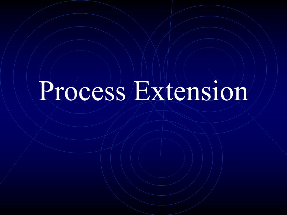 Process Extension