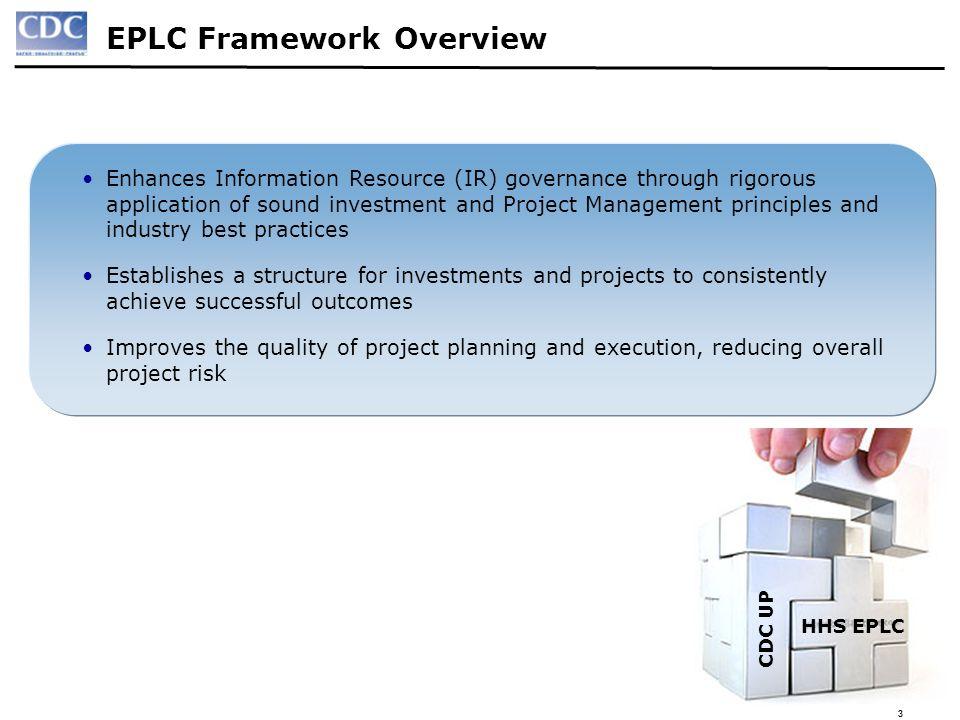EPLC Framework Overview