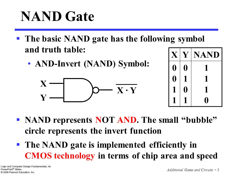 function of and or not nand Build a modern computer from first principles: from nand to tetris (project- centered course)  not y and not z, that is going to be a boolean function.