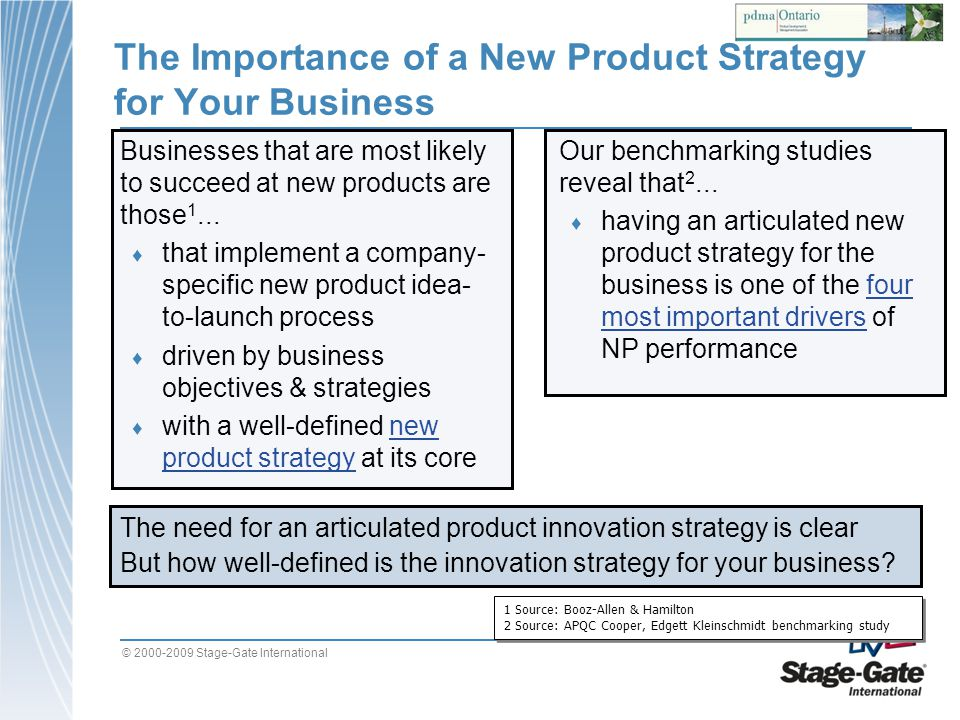 The Importance of a New Product Strategy for Your Business