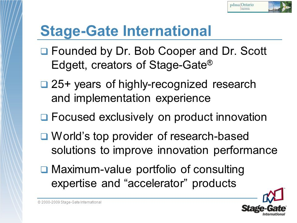 Stage-Gate International