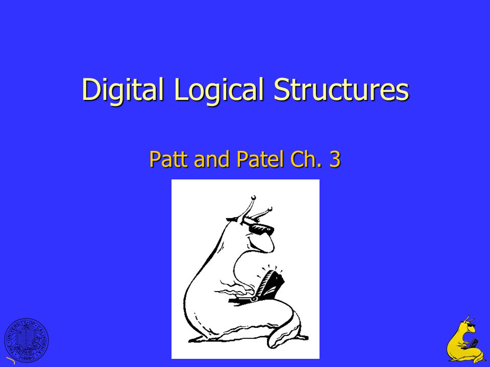 Digital Logical Structures
