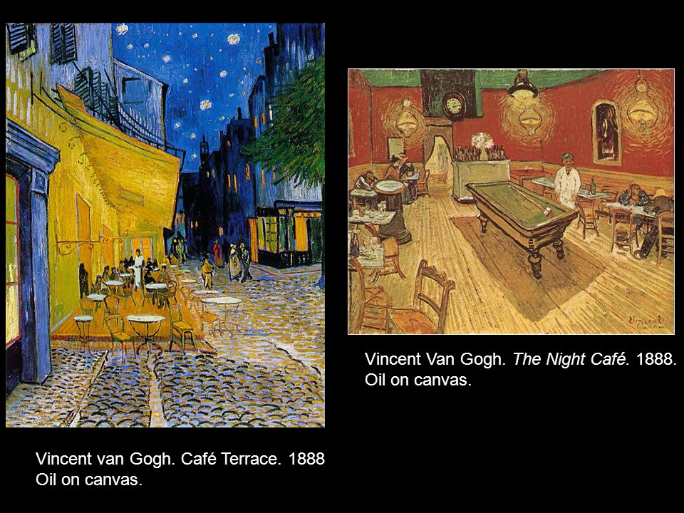 a personal analysis of starry night an oil on canvas by vincent van gogh The starry night has captivated viewers since its first display, even if its tortured artist, vincent van gogh, thought the painting was a failure in painting, van gogh found a way to say what he.