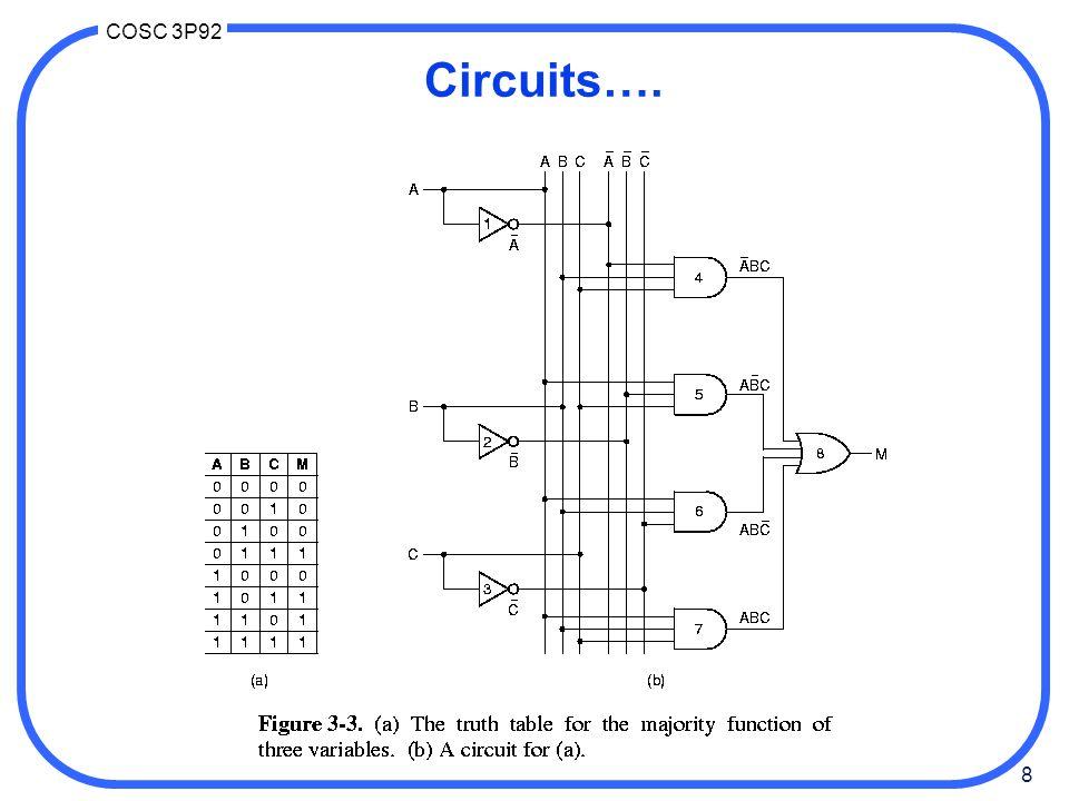 Circuits….