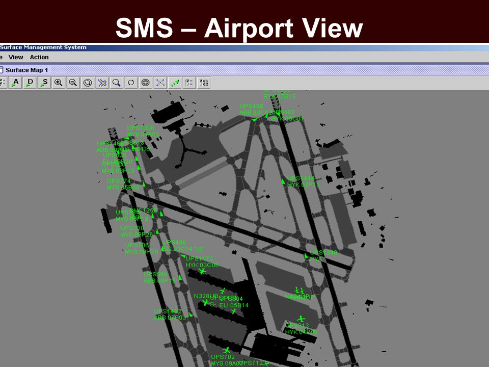 SMS – Airport View
