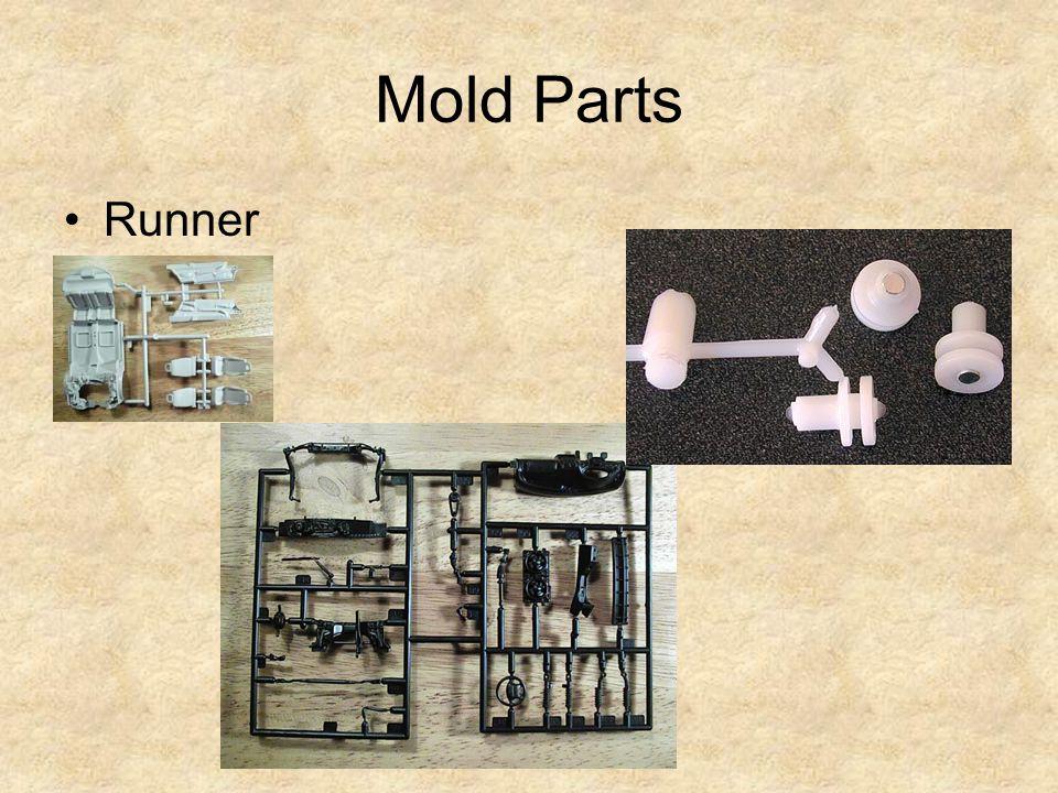 Mold Parts Runner