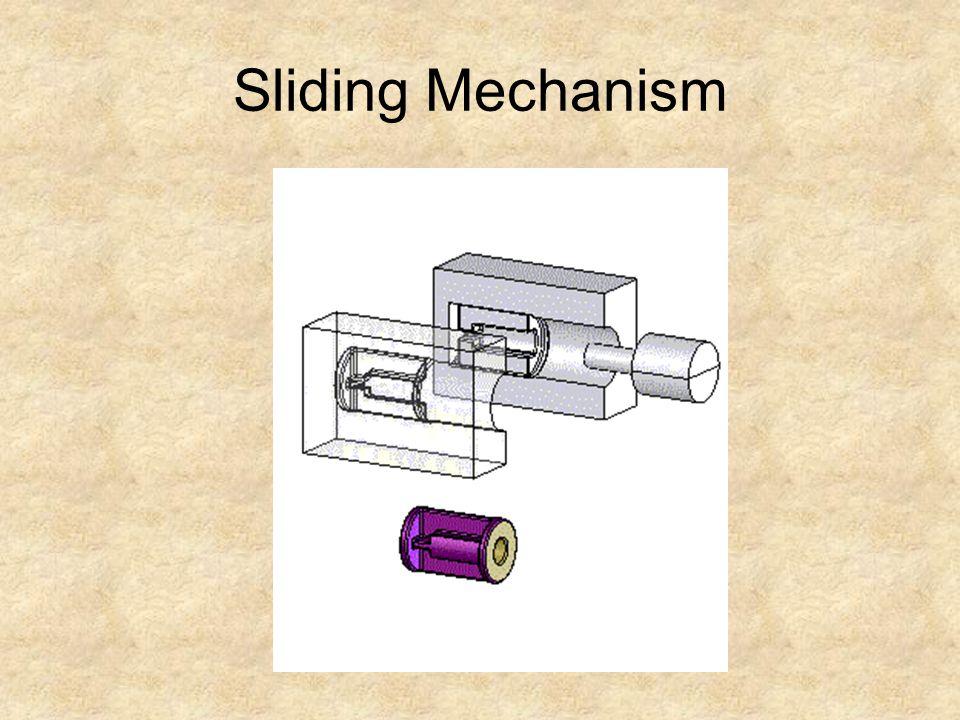 Sliding Mechanism
