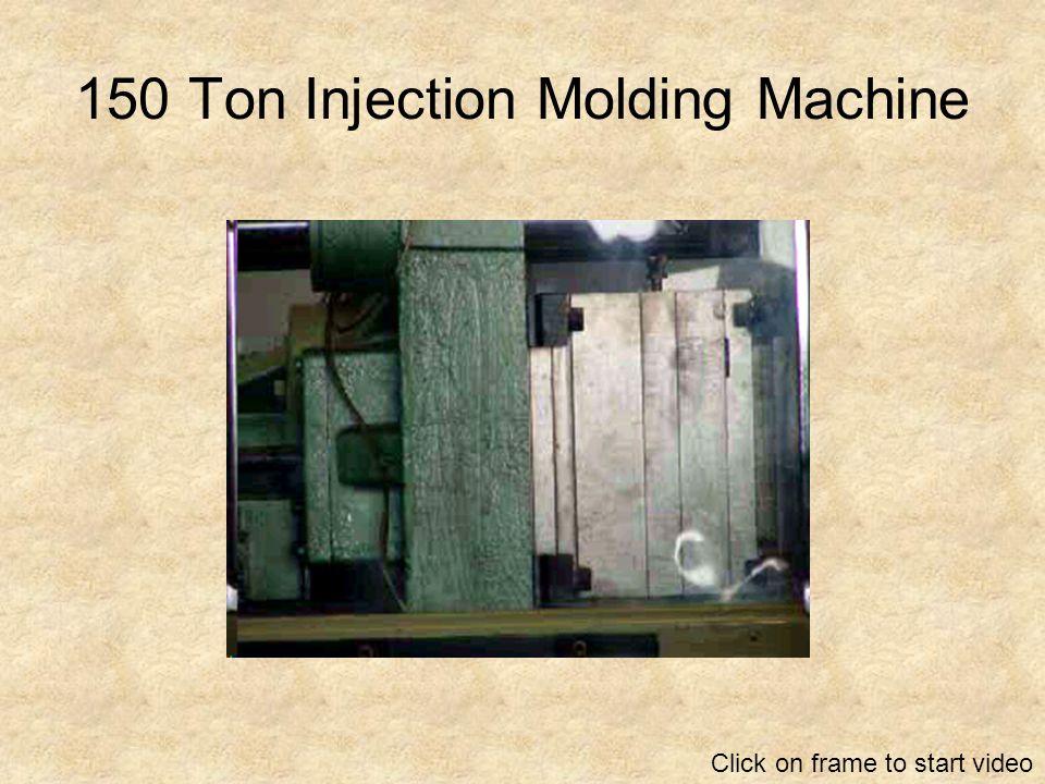 150 Ton Injection Molding Machine