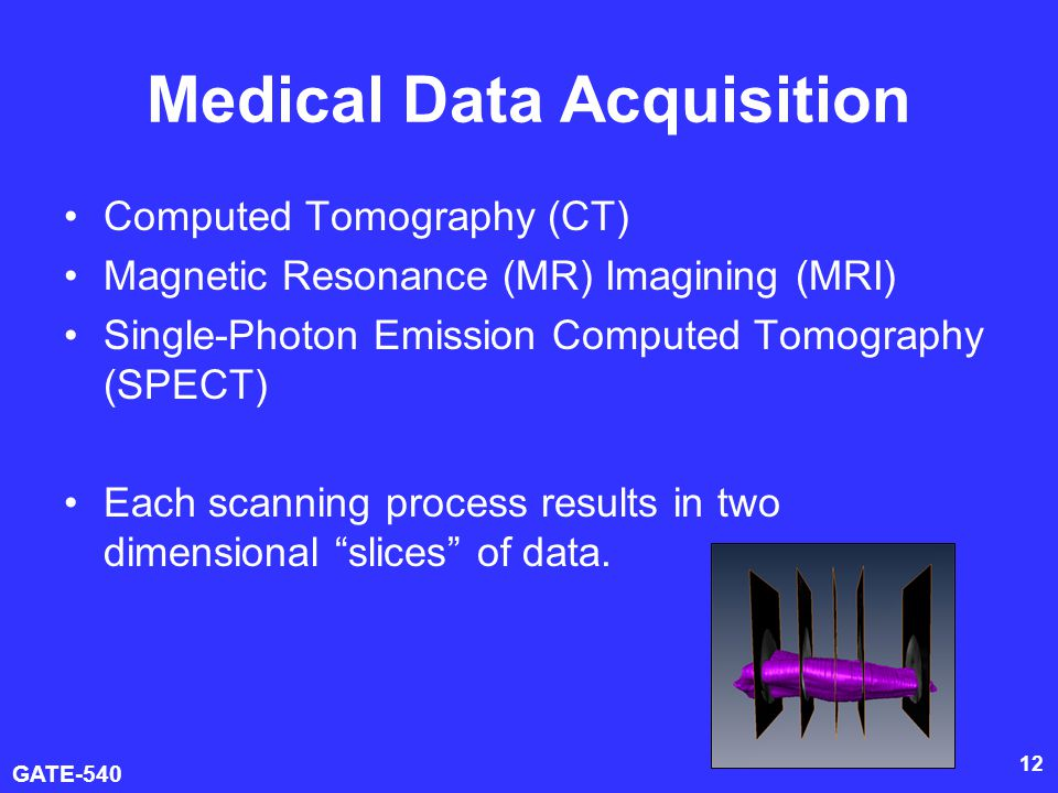 Medical Data Acquisition