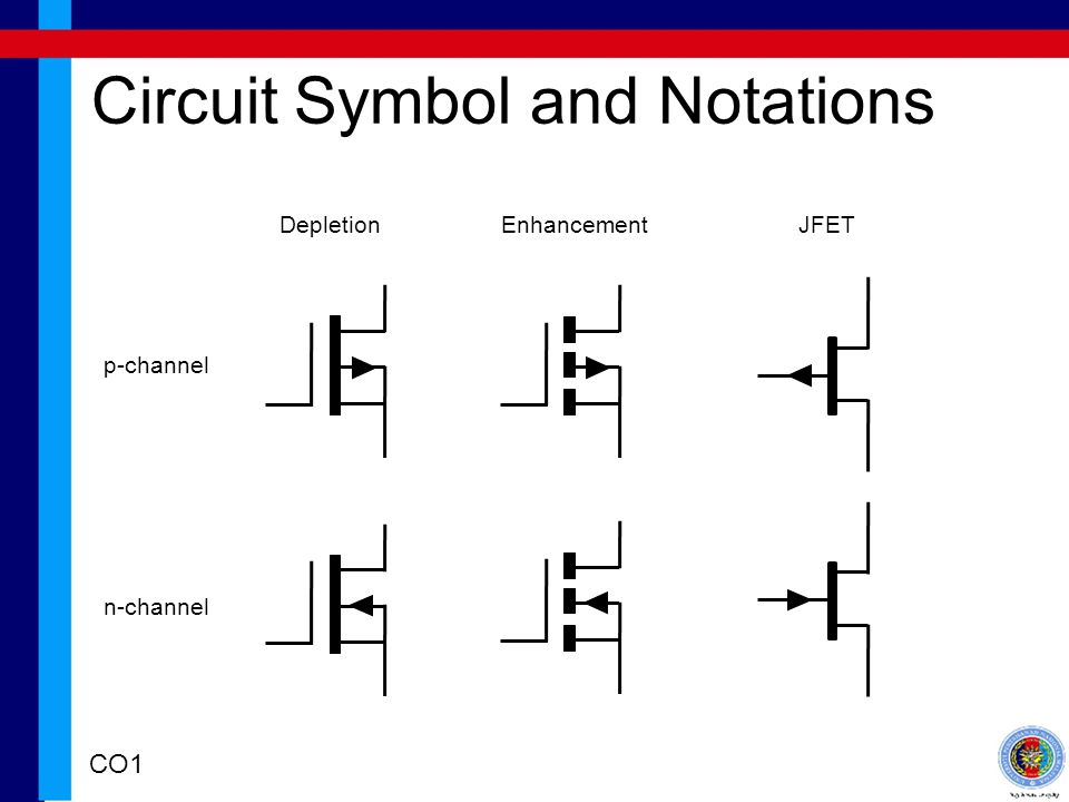 Circuit Symbol and Notations