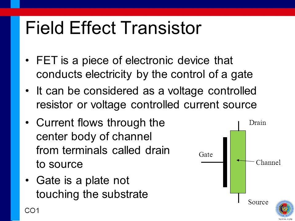 Field Effect Transistor