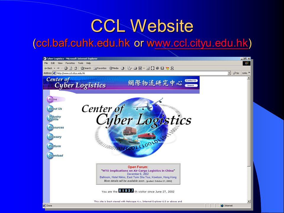 CCL Website (ccl.baf.cuhk.edu.hk or www.ccl.cityu.edu.hk)