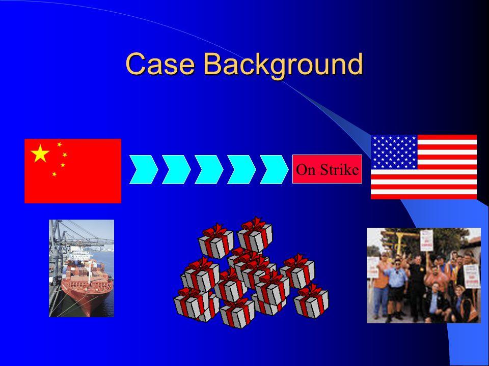 Case Background On Strike