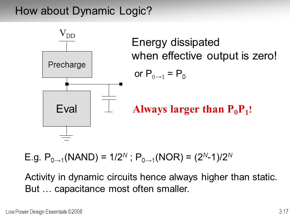 How about Dynamic Logic