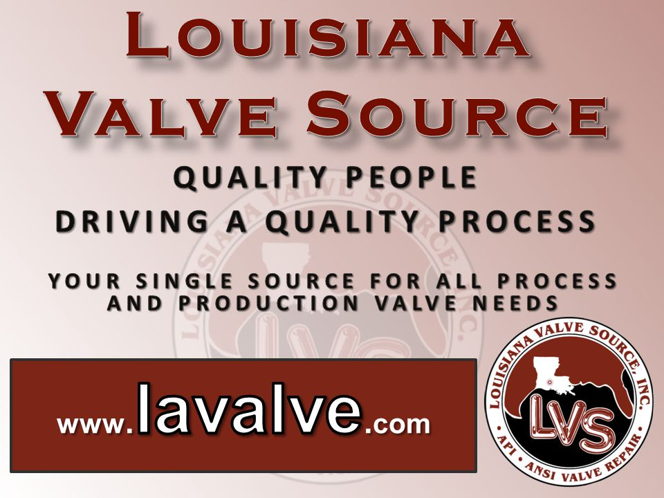 Louisiana Valve Source