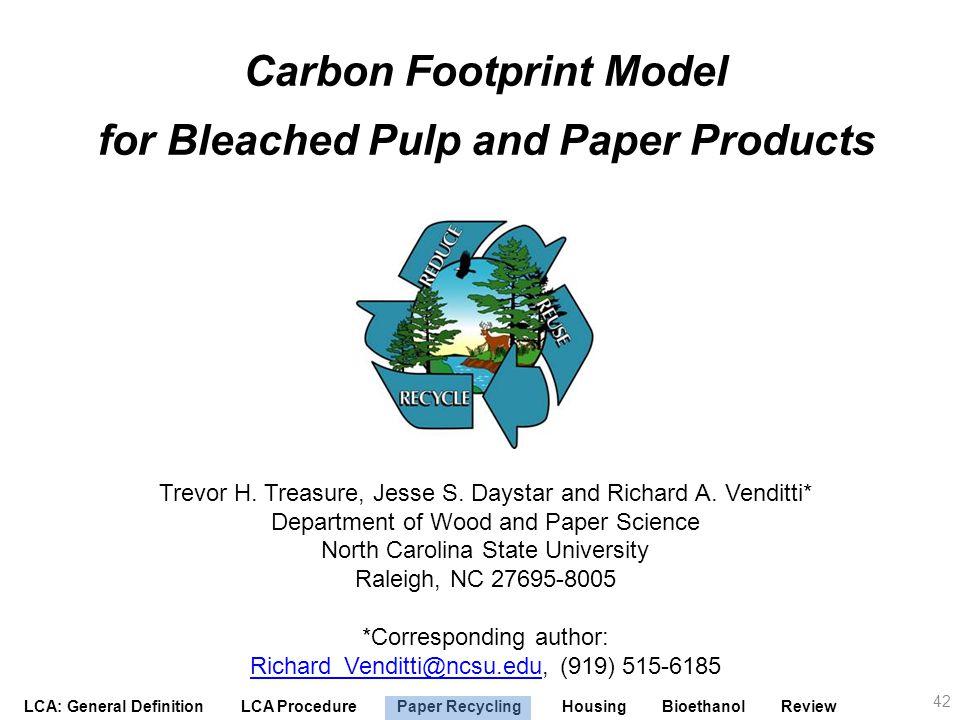 Carbon Footprint Model