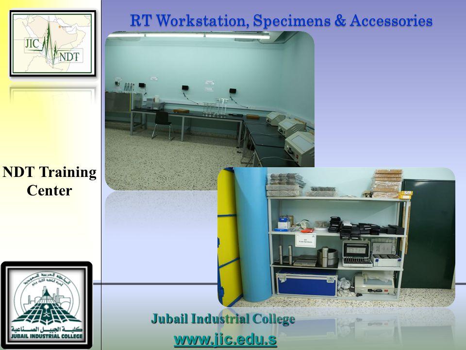 RT Workstation, Specimens & Accessories
