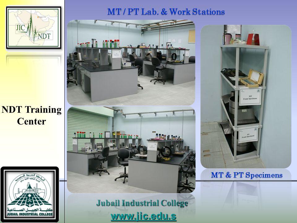 MT / PT Lab. & Work Stations