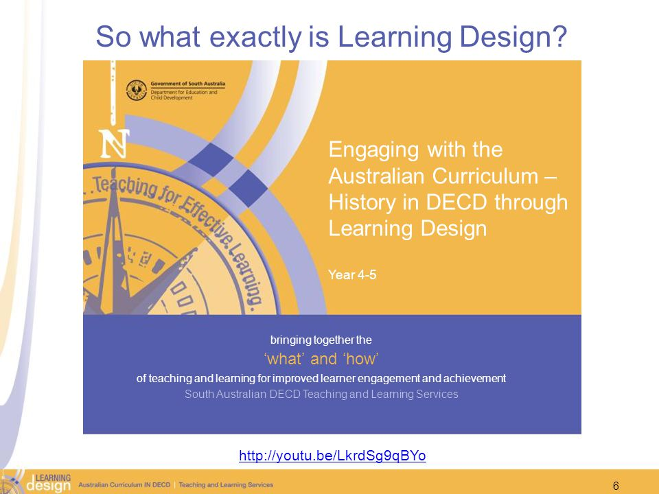 So what exactly is Learning Design