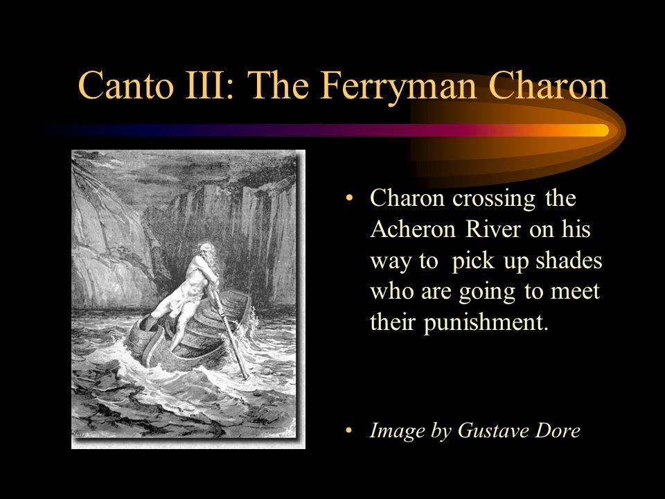 Canto III: The Ferryman Charon