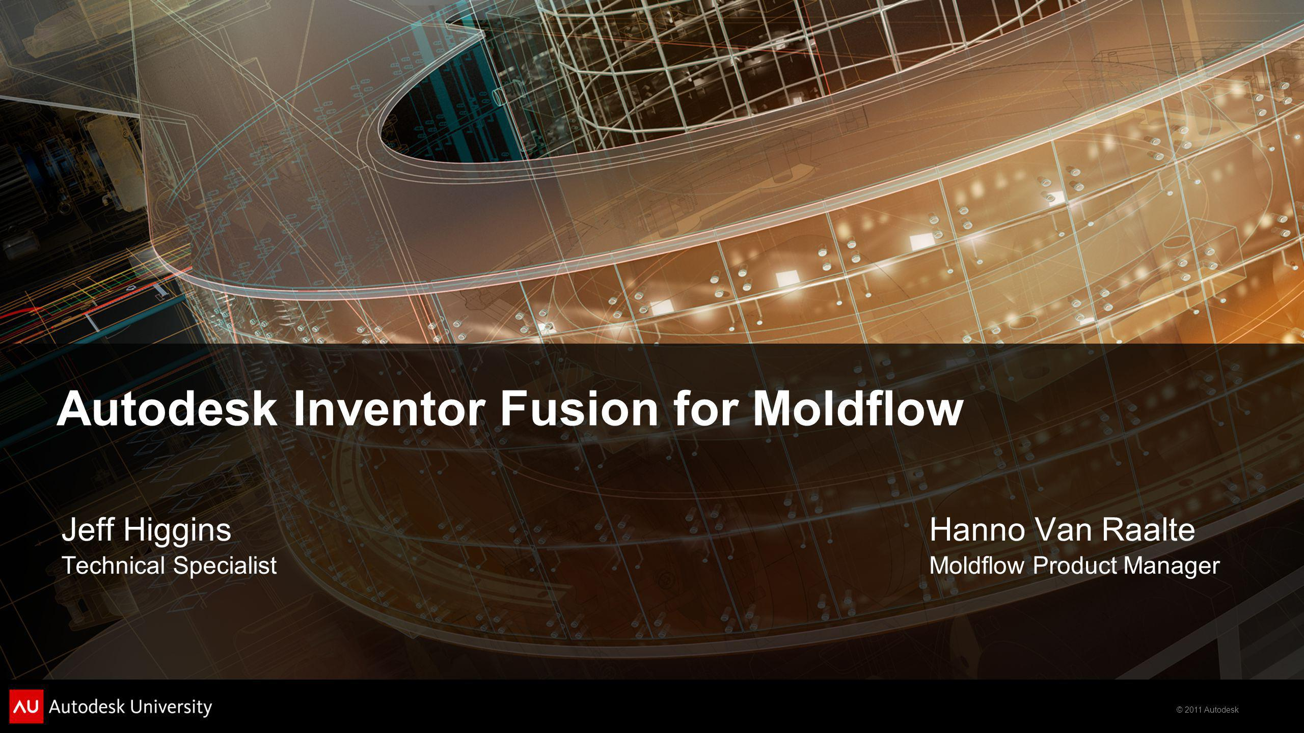 Autodesk Inventor Fusion for Moldflow