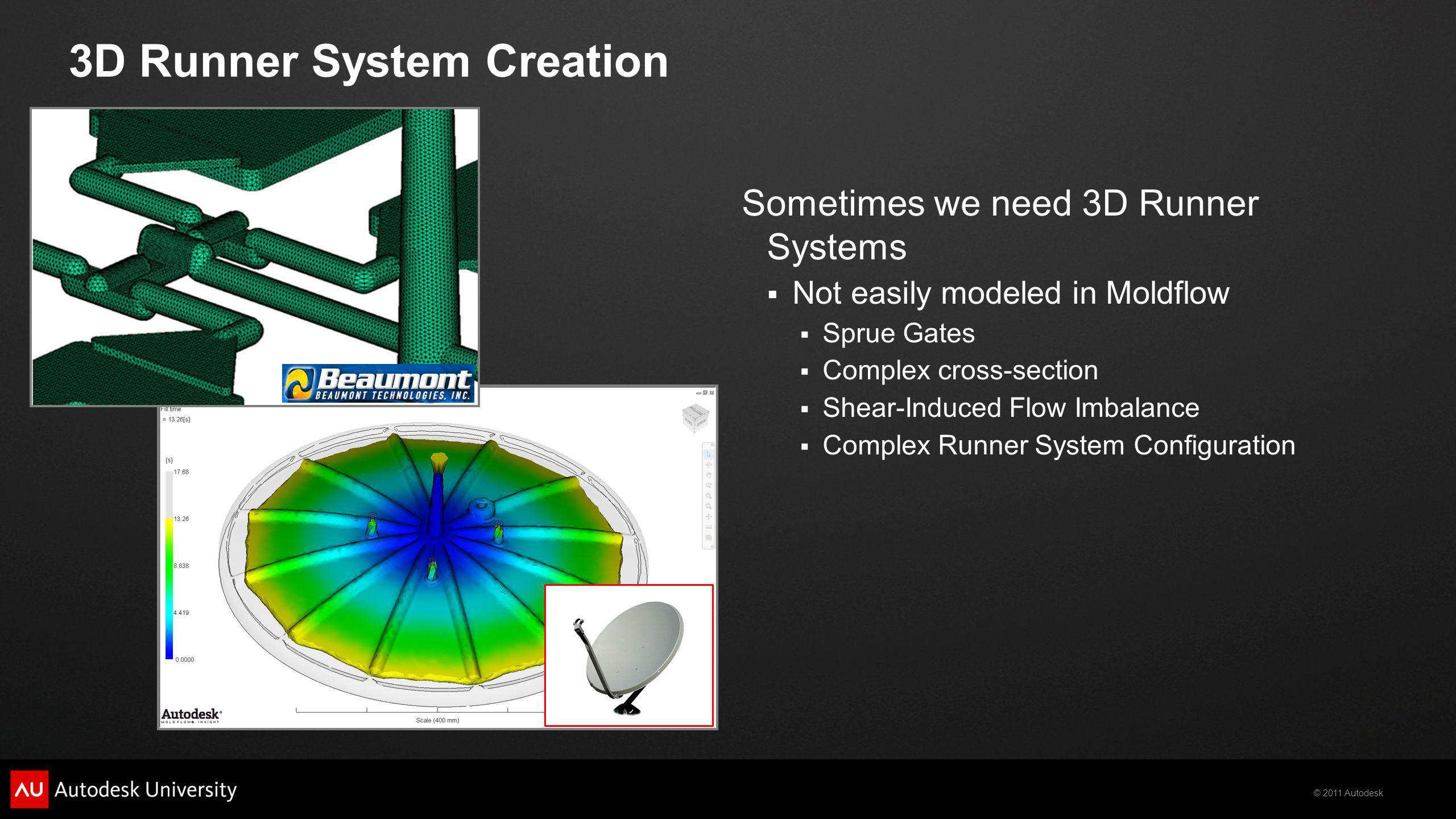 3D Runner System Creation