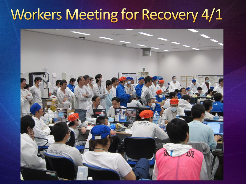 Workers Meeting for Recovery 4/1