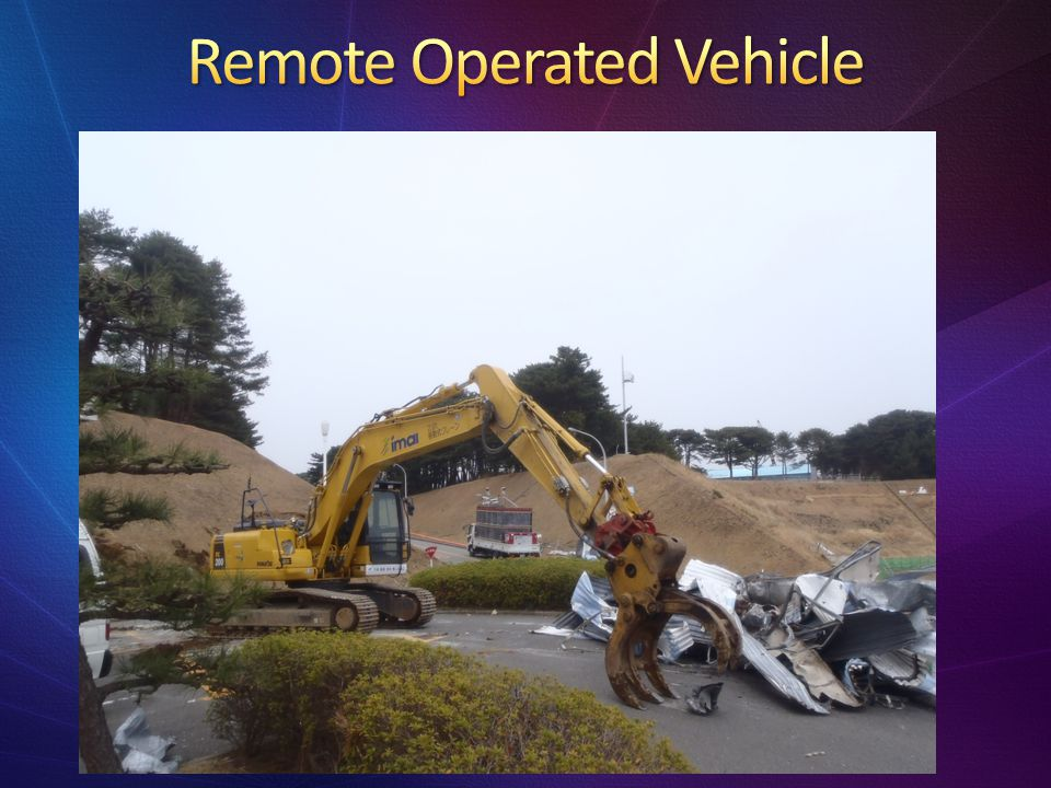 Remote Operated Vehicle