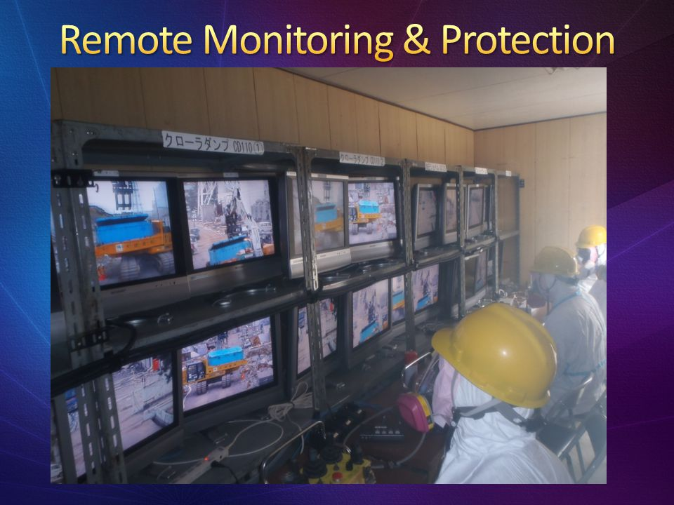 Remote Monitoring & Protection