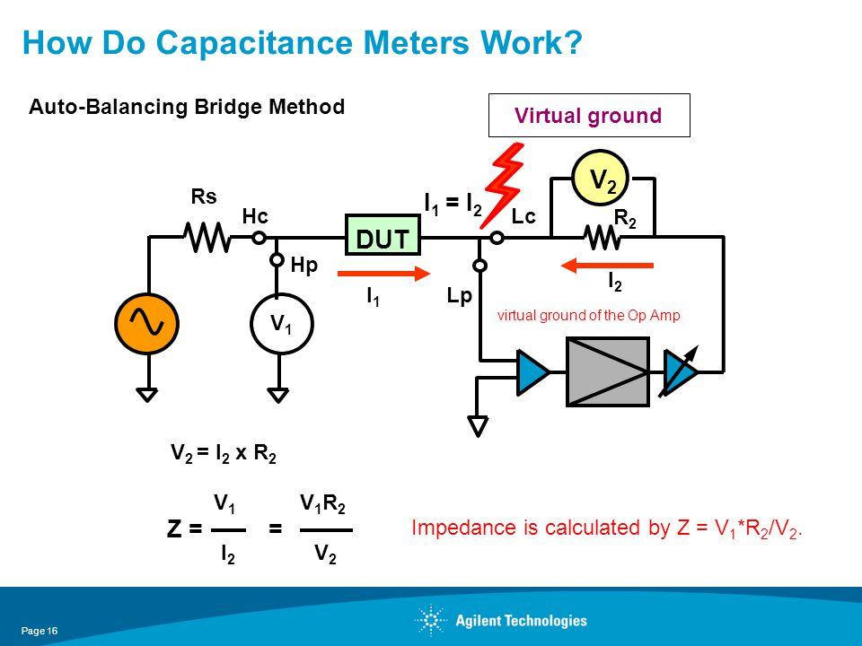 How Do Capacitance Meters Work