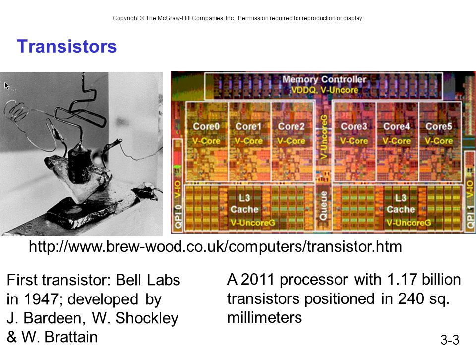 Transistors http://www.brew-wood.co.uk/computers/transistor.htm
