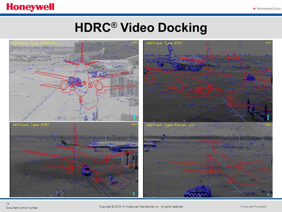 HDRC® Video Docking