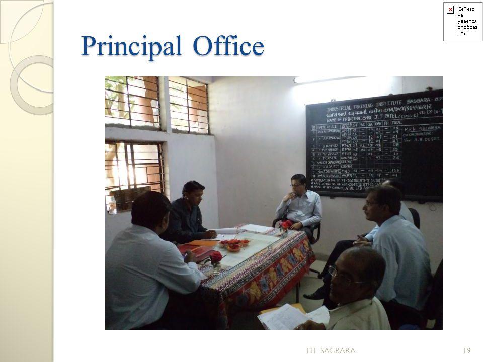 Principal Office ITI SAGBARA