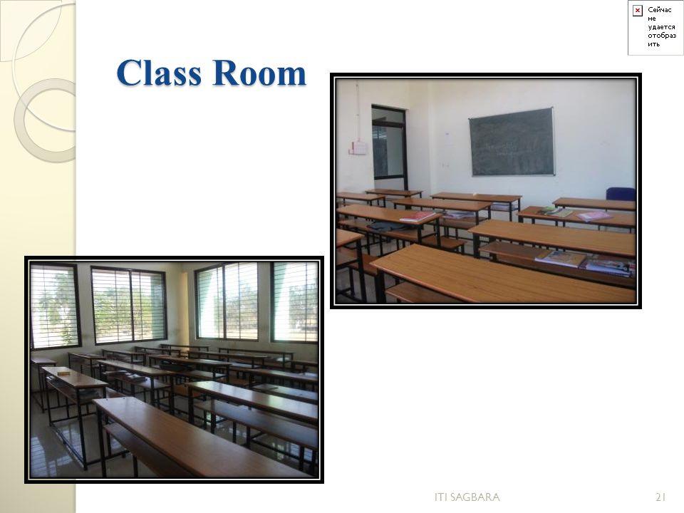 Class Room ITI SAGBARA