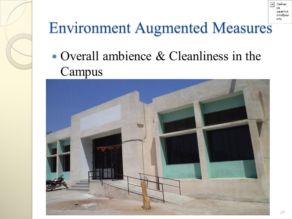 Environment Augmented Measures