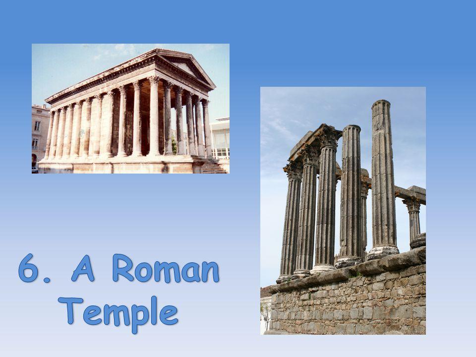 6. A Roman Temple