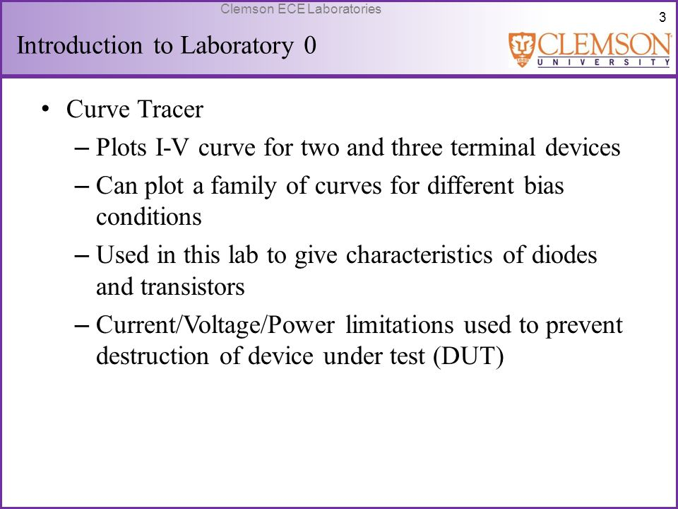 Introduction to Laboratory 0